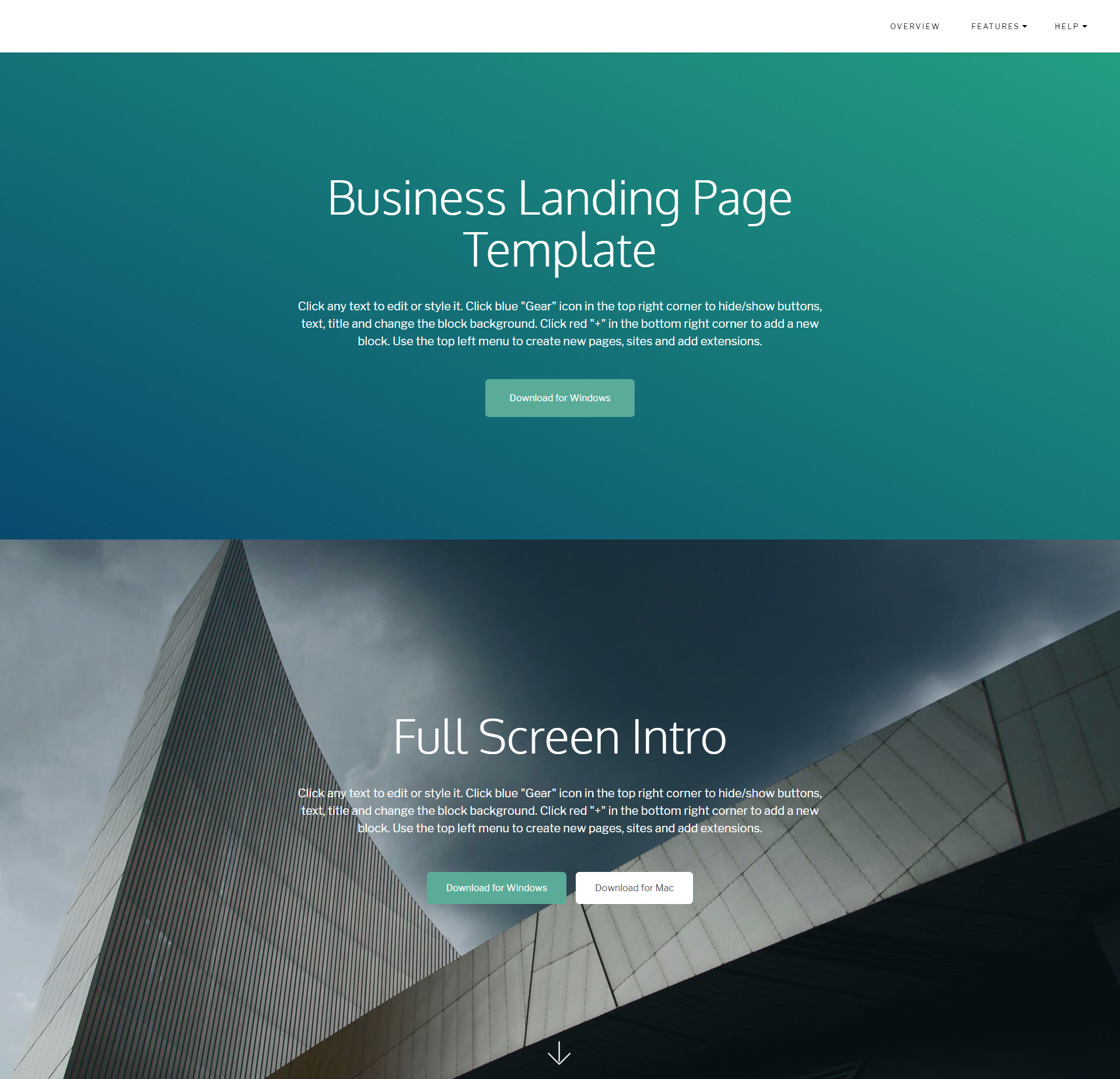 CSS3 Bootstrap DirectM Themes