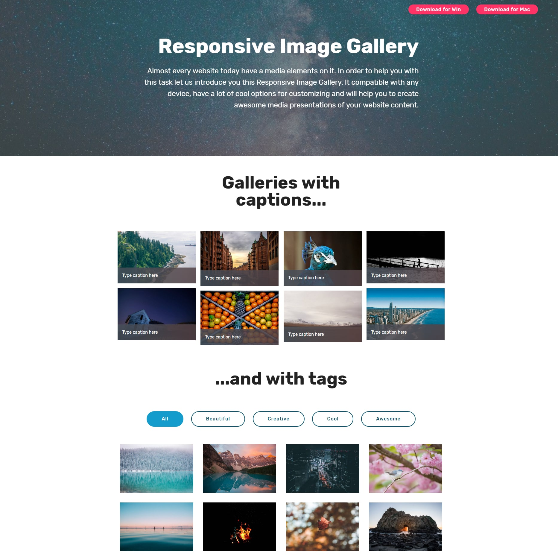 jQuery Bootstrap Image Gallery