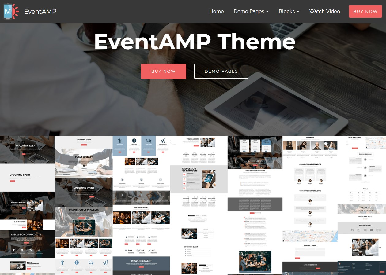 Top 50 Nice and Simple HTML Themes List